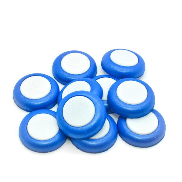 Schijfjes voor Nerf vortex blauw