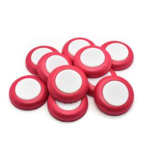 Schijfjes voor Nerf vortex blasters rood