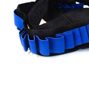 Schouderband riem voor Nerf pijltjes blauw