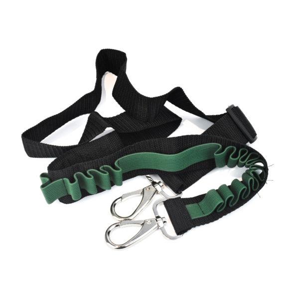 Schouderband riem voor Nerf pijltjes groen