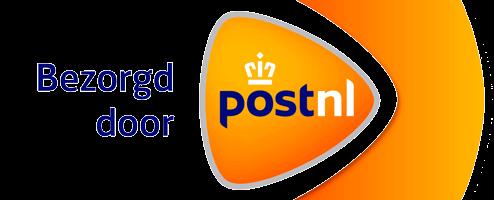 Verzending via PostNL