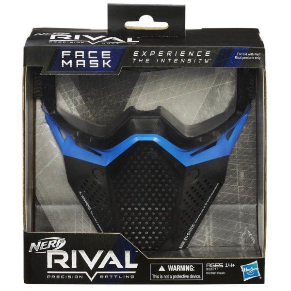 NERF Rival masker blauw