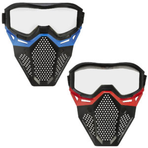 NERF Rival Masker blauw + rood