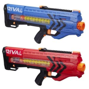 NERF Rival Zeus MXV-1200 blauw + rood
