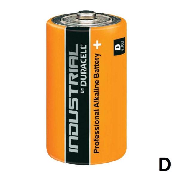 Duracell Industrial Alkaline batterij D-formaat
