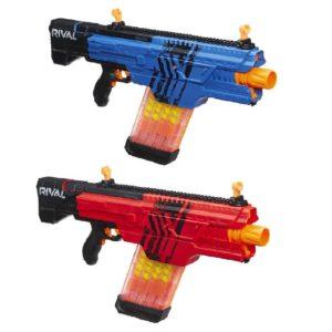 NERF Rival Khaos MXVI-4000 blauw + rood