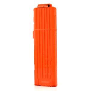 Nerf magazijn voor 18 pijltjes oranje