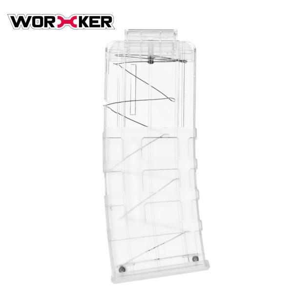 Worker PMAG magazijn voor 14 pijltjes transparant
