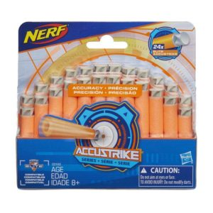NERF N-Strike Elite Accustrike refill - 24 pijltjes
