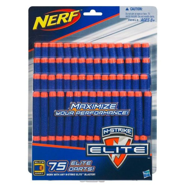 NERF N-Strike Elite Refill - 75 pijltjes