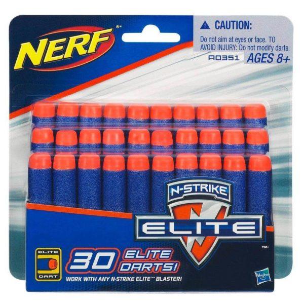NERF N-Strike Elite refill - 30 pijltjes