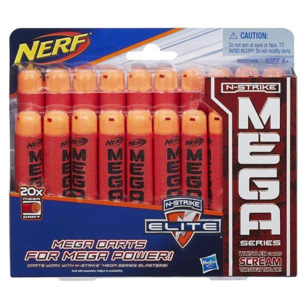 NERF N-Strike Mega Refill - 20 pijlen