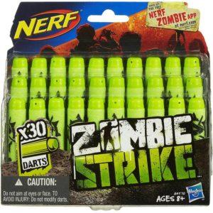 NERF Zombie Strike refill - 30 pijltjes