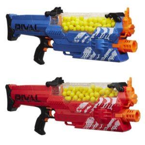 NERF Rival Nemesis MXVII-10K blauw + rood