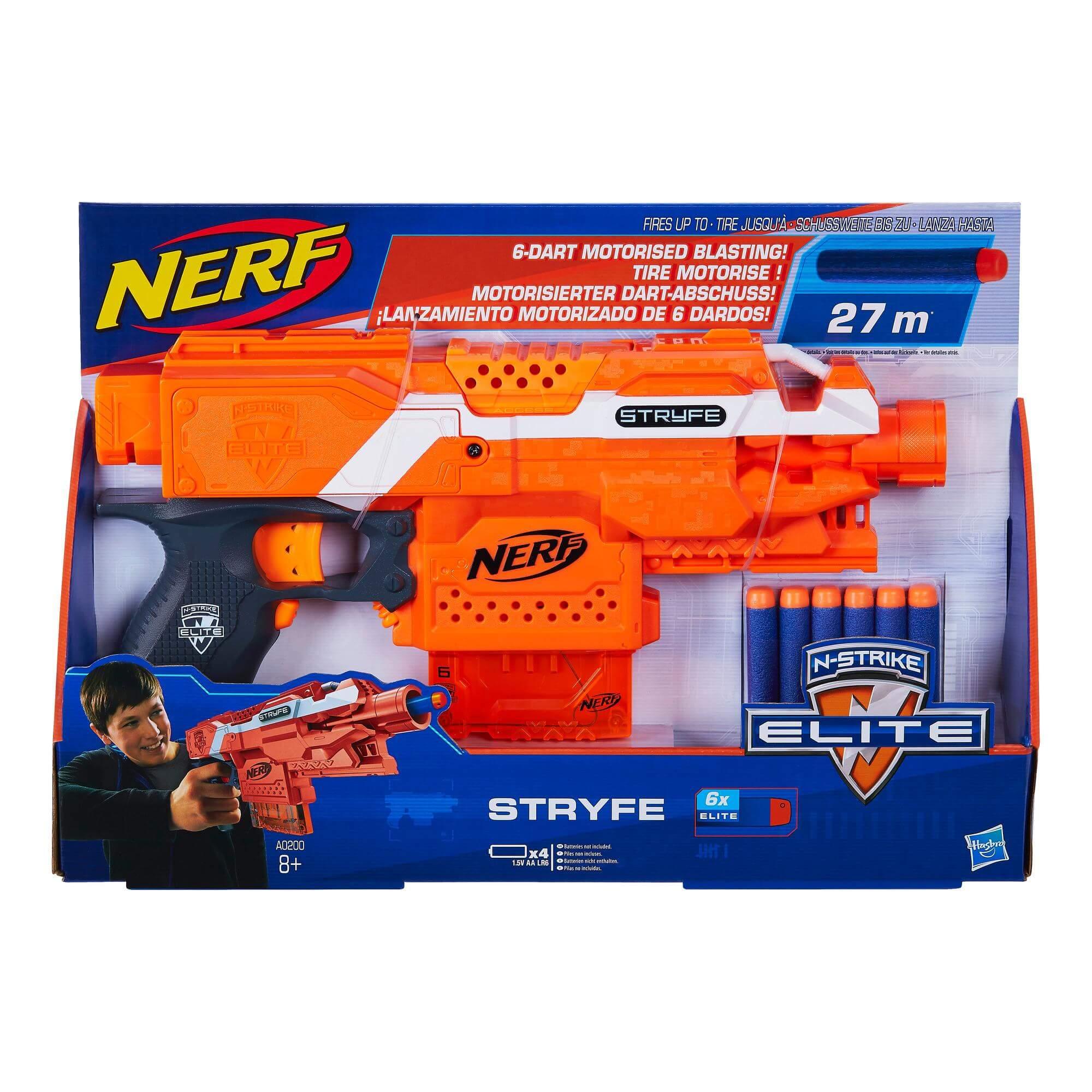 NERF N-Strike Stryfe