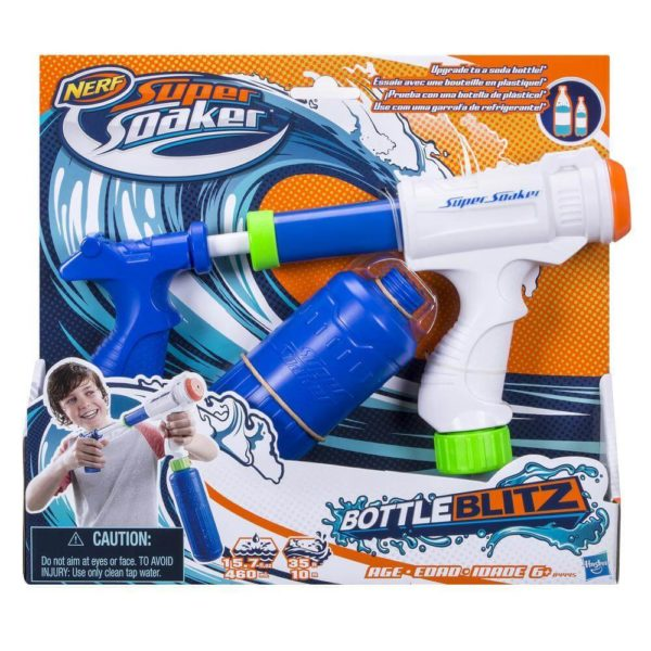 NERF Super Soaker Bottle Blitz