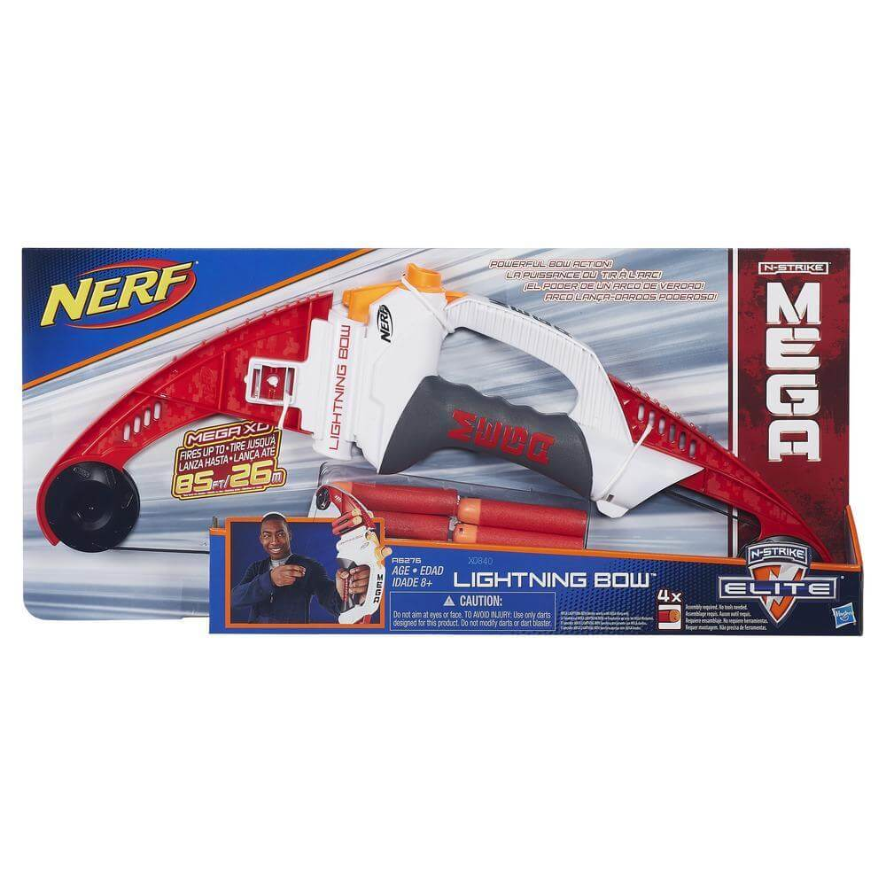 NERF N-Strike Mega Lightning Bow