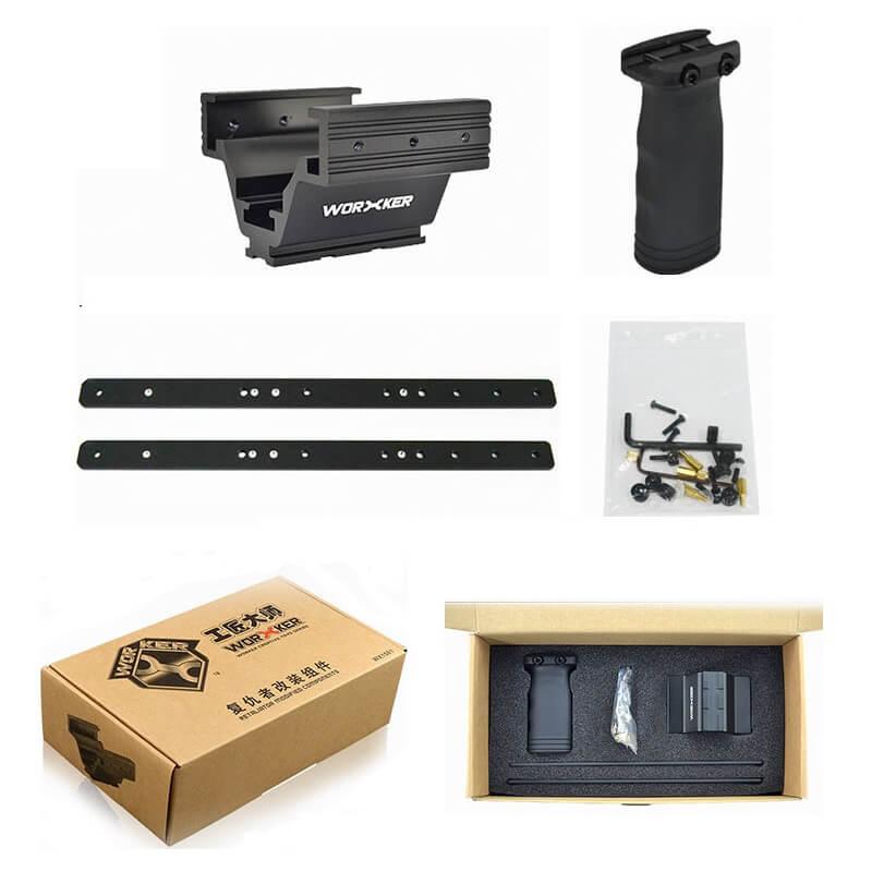 Worker Pump Grip kit voor Retaliator