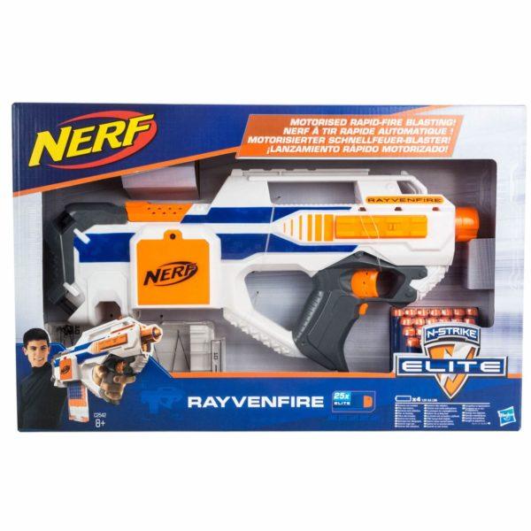 NERF N-Strike Rayvenfire