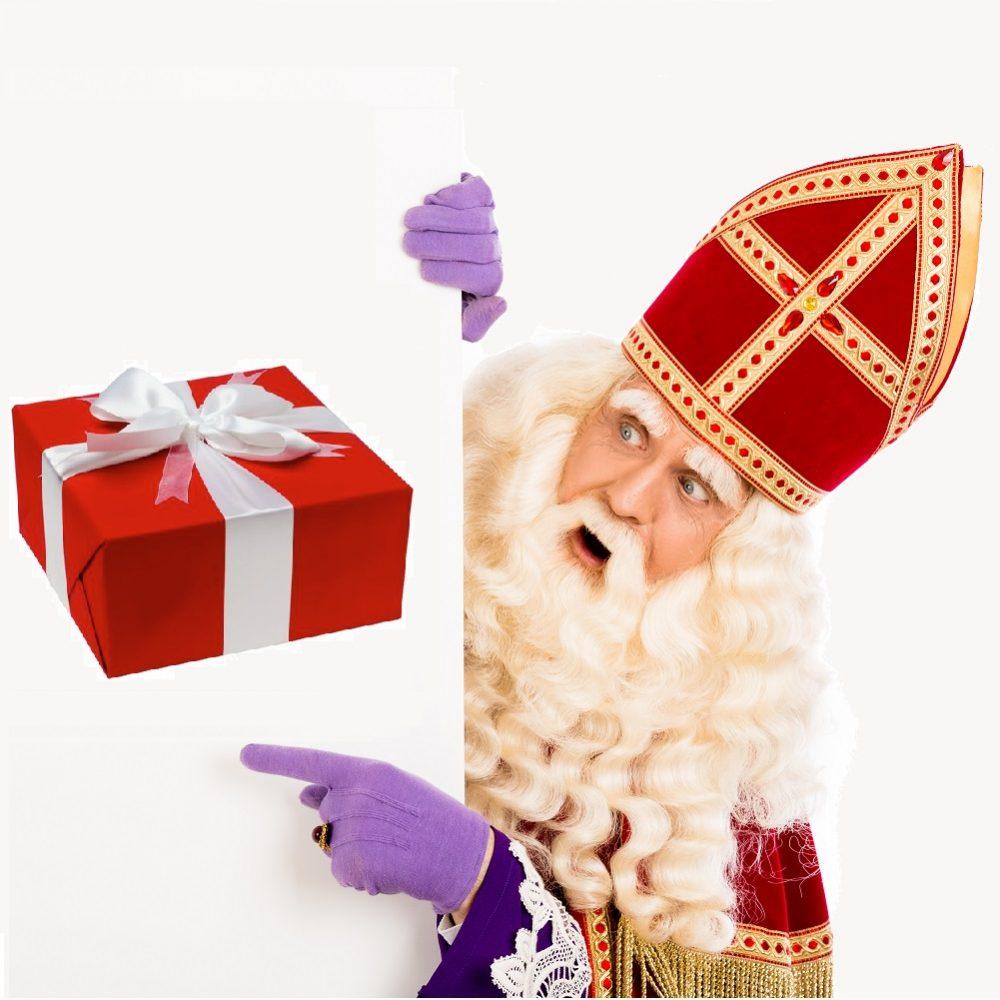 Sinterklaas cadeau levertijd 2019