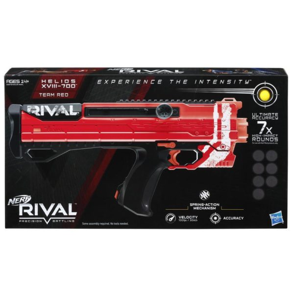 NERF Rival Helios XVIII-700 Rood