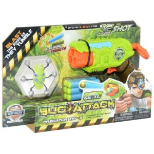 X-Shot Bug Attack Predator TK-3