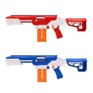 JET Blaster Ceda Modulaire Blaster Blauw en Rood