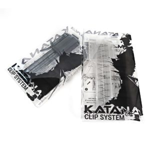 JET Blaster Katana magazijn met adapter Transparant