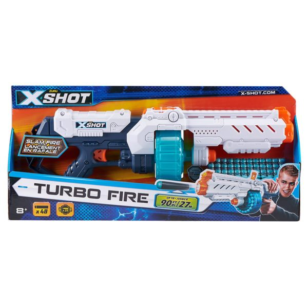 Zuru X-Shot Turbo Fire