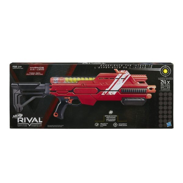 NERF Rival Hypnos XIX-1200 Rood