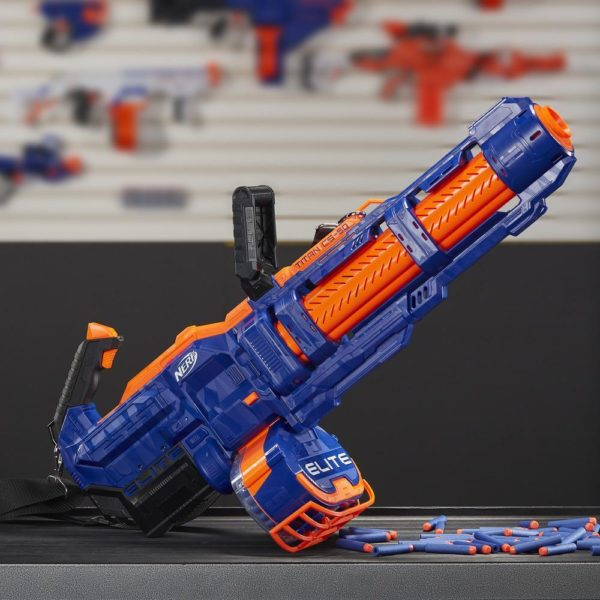 NERF N-Strike Elite Titan CS-50 Drum