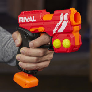 NERF Rival Knockout XX-1000 Rood