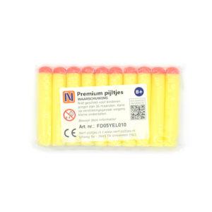 Nerf-pijltjes.nl - Premium - geel