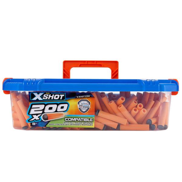 X-Shot Excel Ultimate Value 200 Pijltjes box