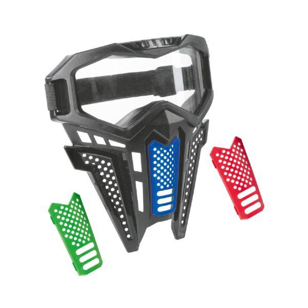 Dart Zone Ballistix Ops Beschermingsmasker