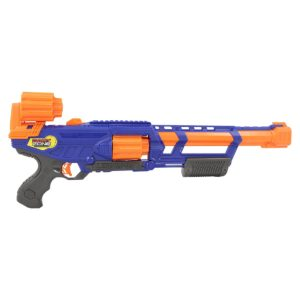 Dart Zone Legendfire Powershot Blaster