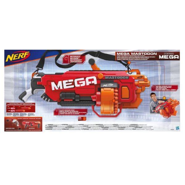 NERF N-Strike Mega Mastodon