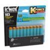 K'NEX K-Force - 10 Nerf pijltjes + Target