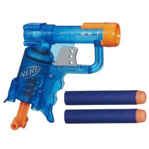 NERF N-Strike Elite Jolt - Transparant Blauw