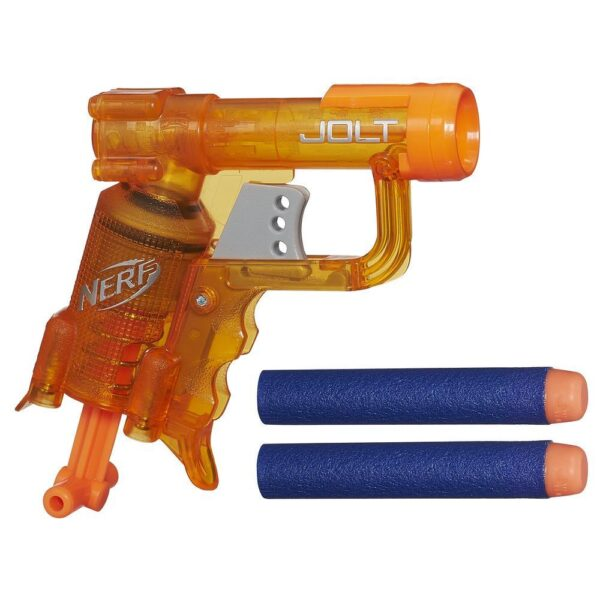 NERF N-Strike Elite Jolt - Transparent Oranje