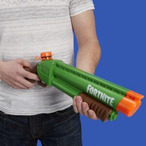 Fortnite Pump-SG NERF Super Soaker Water Blaster