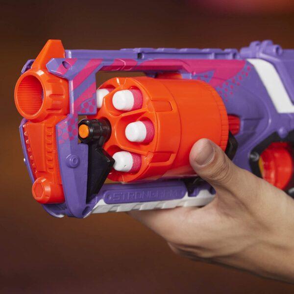 NERF N-Strike Elite Strongarm - Paars