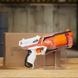 NERF N-Strike Elite Strongarm - Transparant Wit