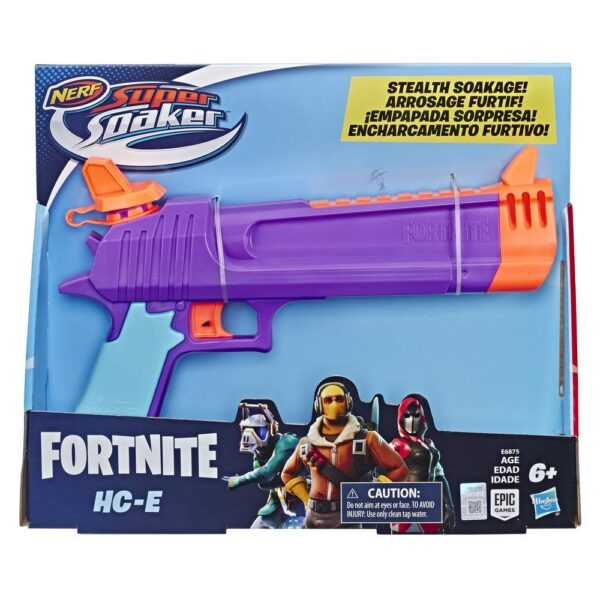 NERF Super Soaker Fortnite HC-E Water Blaster