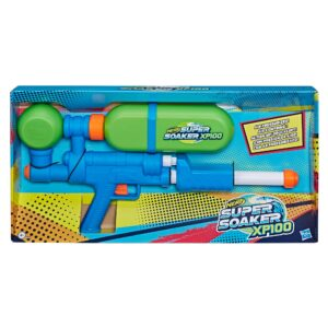 NERF Super Soaker XP100 Water Blaster