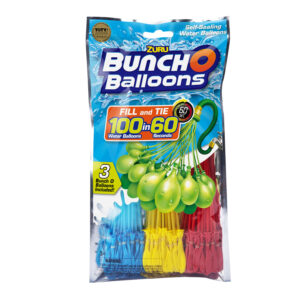 Zuru Bunch O Balloons 3 Pack 100 Waterbalonnen