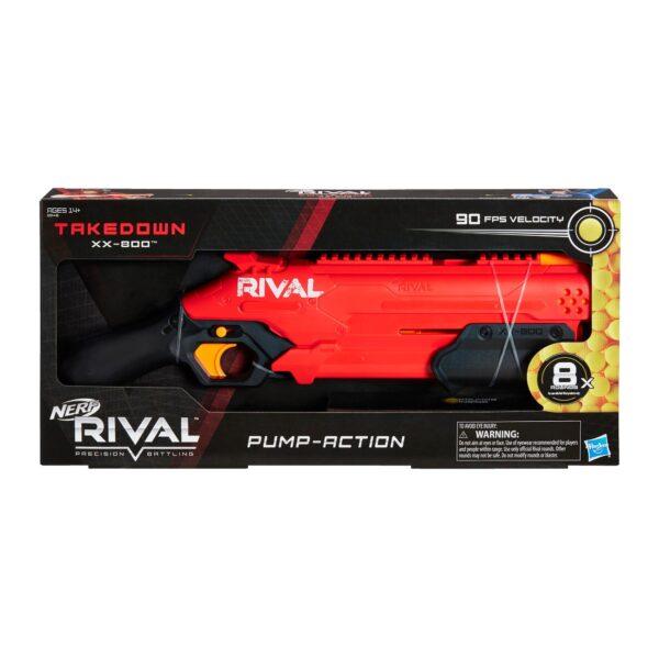 NERF Rival Takedown Rood XX-800