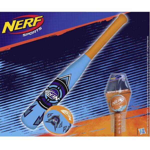 NERF Neoprene Honkbal Set