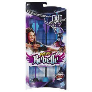 NERF Rebelle Secrets & Spies Pijlen Refill Verpakking
