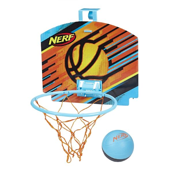 NERF Sports - Nerfoop mini basketball blauw